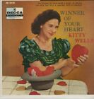 KITTY WELLS Winner Of Your Heart 45 rpm EP on Decca ED 2518
