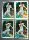 Mike Stanton 2010 (16) RC LOT Topps Chrome Wrapper Factory Set Bowman Rookie