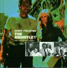 JERRY FIELDING - Gauntlet - CD - Original Recording Remastered Soundtrack Mint