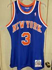 Mitchell & Ness John Starks Authentic Jersey 44 L 1991-92 New York Knicks Ewing