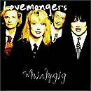 LOVEMONGERS - Whirlygig - CD - **Excellent Condition**
