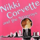 NIKKI CORVETTE AND STINGRAYS - Back To Detroit - CD - BRAND NEW/STILL SEALED