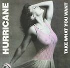HURRICANE - Take What You Want - CD - Limited Edition Original Recording Mint