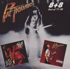 PAT TRAVERS - 8 + 8: Best Of 77-80 - CD - Import - **BRAND NEW/STILL SEALED**