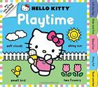 HELLO KITTY PLAYTIME WITH LOTS OF FUN NOVELTIES By Roger Priddy Mint Condition