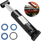 Hydraulic Cylinder Welded Double Acting 3 Bore 6 Stroke Cross Tube 3x6 SAE8