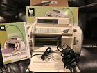 Cricut Personal Electronic Die Cutting Machine CRV001 Power Cord used