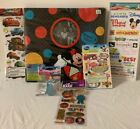 Disney scrapbook album 10 12x12 Pages With Stickers