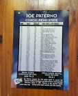 Joe Paterno Memorabilia, Card and Autograph Guide 31