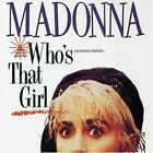 MADONNA - Who's That Girl / White Heat - CD - Single Import - *NEW/STILL SEALED*