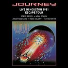 JOURNEY - Live In Houston 1981: Escape Tour - CD - Extra Tracks - Mint Condition