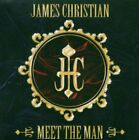 JAMES CHRISTIAN - Meet Man - CD - Import - **BRAND NEW/STILL SEALED** - RARE