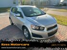 2013 Chevrolet Sonic LT Auto below $5500 dollars