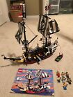 LEGO 6289 Red Beard Runner 1996 Pirate Ship 100% Complete Figures Instructions!!