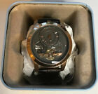 FOSSIL TWIST AUTOMATIC LEATHER MENS WATCH! Used, With Tags!