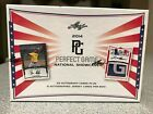 2014 Leaf PERFECT GAME National Showcase Hobby Box w 23 AUTO & 2 JERSEY Cards!!