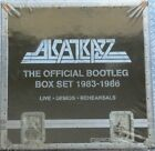 Alkatrazz - The Official Bootleg Box Set (1983-1986) 6CD - 2018 - Cherry Red Rec