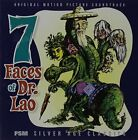LEIGH HARLINE - 7 Faces Of Dr. Lao - CD - Soundtrack Limited Edition Original VG