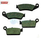 F+R Brake Pads Fit Honda CR 125 R CR 250 CR 500 1987-2001 CRF 230 L/M 2008-2011