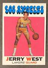 1971-72 Topps Jerry West #50 Basketball Card
