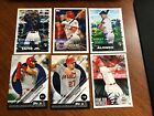2019 Topps MLB Sticker Collection Baseball Cards 15