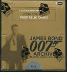 James Bond 007 Archives sealed box by Rittenhouse - 2014