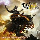 VOLTAIRE - Riding A Black Unicorn Down Side Of An Erupting Volcano While