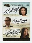 2019 Cryptozoic CZX Outlander Trading Cards 12