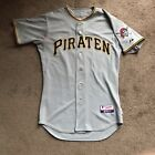 Majestic Authentic Pittsburgh Pirates German Heritage Jersey Piraten Size 40 NEW