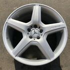 1 20 MERCEDES BENZ CL65 CL63 S65 S63 S550 CL600 AMG WHEEL RIM 65478 REAR