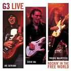 G3 - G3 Live: Rockin' In Free World - 2 CD - **Excellent Condition**