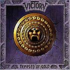 VICTORY - Temples Of Gold - CD - **Excellent Condition** - RARE