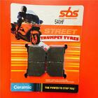 Kawasaki Z 1100 GP 81 > ON SBS Rear Ceramic Brake Pads Set OE QUALITY 540HF