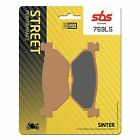 Hyosung GV 650 Aguila 04 > 05 SBS Rear Race Sinter Brake Pads Set OE QUALITY