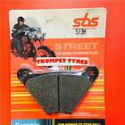 Harley Davidson FXE 1340 Super Glide 83 > 84 SBS Rear Ceramic Brake Pads 513H