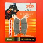 Highland 450 MX 06 > ON Front Brake Sinter Pads OE QUALITY 671HS