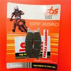 Yamaha TT R 125 LW 00 > ON SBS Front Silver Brake Pads OE QUALITY 589CS