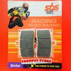 MZ 660 MUZ Skorpion Traveller 99 > ON SBS Front Race Sinter Brake Pads Set 566RS