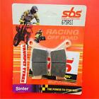 Vertemati C 500 Cross 02 > 04 Rear Off Road Race Sinter Brake Pads 675RSI