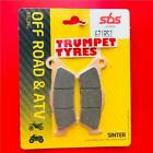 Vertemati C 500 Cross 02 > 04 Front Off Road Race Sinter Brake Pads 671RSI