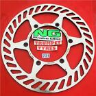 GAS GAS 125 EC SIX DAYS 2T 10 11 NG FRONT BRAKE DISC GENUINE QUALITY UPGRADE 731