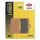 Sachs 125 X Road 05 > ON SBS Front Brake Pads Sinter Set OE QUALITY 566HS