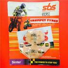 Cagiva 125 W 8 96 > ON SBS Rear Off Road Race Sinter Brake Pads 692RSI
