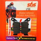 Highland 950 V2 Outback 99 > ON SBS Rear Carbon Tech Brake Pads Set 675RQ