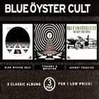BLUE OYSTER CULT - Blue Oyster Cult /tyranny & Mutation / Secret Treaties NEW