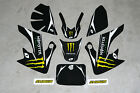 Dirt Pit Bike Fairing Plastic Decal Stickers Apollo Orion AGB-21A 50 70 110cc MM