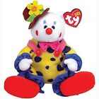 Juggles The Clown Bear Ty Beanie Baby Collectible MWMT