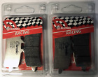 BREMBO RC CARBON BRAKE PADS RACING FOR MV AGUSTA BRUTALE 1078 RR 2008