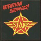 STARZ - Attention Shoppers - CD - **Mint Condition**