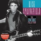 Rick Springfield: The Encore Collection NEW CD